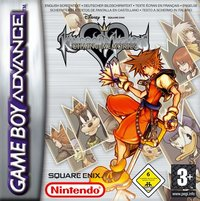 Kingdom Hearts: Chain of Memories for Game Boy Advance image