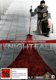 Knightfall - Season One on DVD