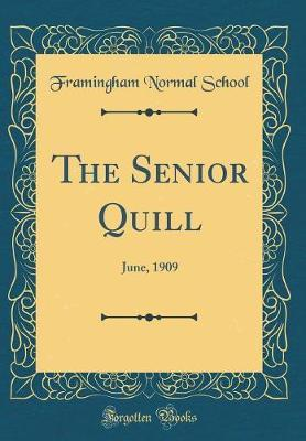 The Senior Quill by Framingham Normal School image