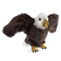 Folkmanis: Small Eagle - Plush Puppet