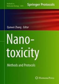 Nanotoxicity