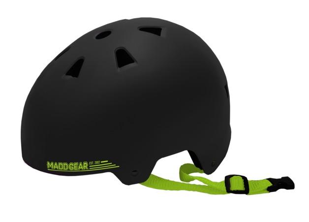 MADD Gear: Multi-Sport Helmet - Medium/Large (Black)