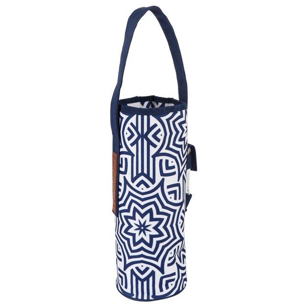Sunnylife Cooler Bottle Tote - Azule