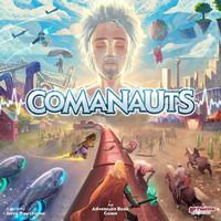 Comanauts - The Adventure Book Game