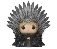 Game of Thrones: Cersei Lannister (Iron Throne) - Pop! Deluxe Figure