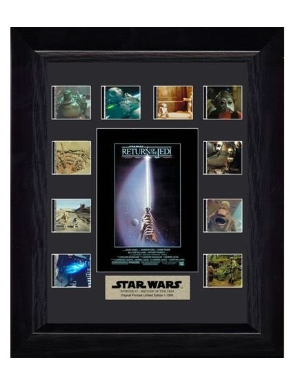FilmCells: Mini-Montage Frame - Star Wars (Return Of The Jedi) image