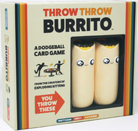 Throw Throw Burrito image