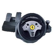 Ferrari Force Feedback GT Racing Wheel