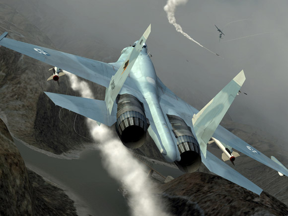 Ace Combat 5: Squadron Leader for PlayStation 2 image