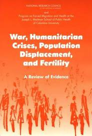 War, Humanitarian Crises, Population Displacement, and Fertility by Program on Forced Migration and Health at the Mailman School of Public Health of Columbia University image
