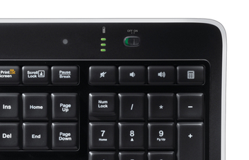 2f7e4335d38 Logitech K800 Wireless Illuminated Keyboard image Logitech K800 Wireless  Illuminated Keyboard image ...