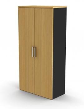 Proceed 3 Shelf Cupboard - W900mm x D450mm x H1800mm