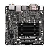 ASRock Q2900-ITX with Intel Quad-core Pentium J2900