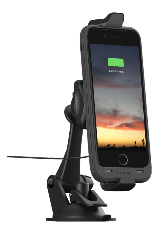 detailed look 1af22 4218f Mophie Juice Pack Car Dock For iPhone 6 | at Mighty Ape Australia