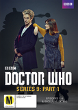 Doctor Who: Series Nine - Part One - Limited Edition DVD