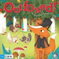 Outfoxed! - Board Game
