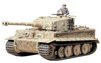 Tamiya 1/35 German Tiger I Mid-Production - Model Kit image