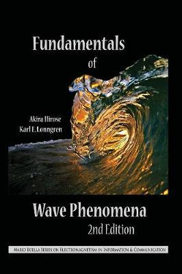 Fundamentals of Wave Phenomena by Akira Hirose image
