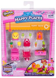 Shopkins: Happy Places - S2 Decorator Pack Puppy Pack