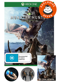 Monster Hunter World for Xbox One