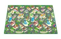 Rollmatz: Large Playmat - City Map image