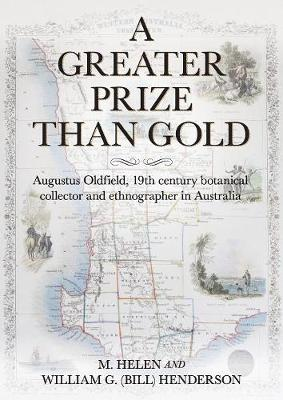 A Greater Prize Than Gold by M Helen Henderson