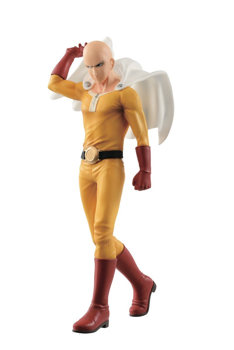 One Punch Man: Saitama (DXF-Premium) - PVC Figure image
