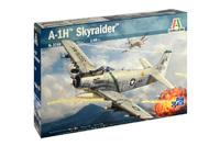 Italeri 1/48 Skyraider A-1H - Model Kit
