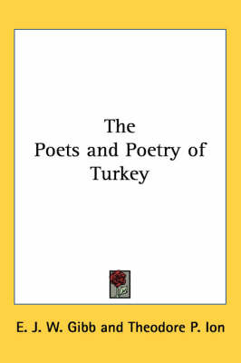 The Poets and Poetry of Turkey image