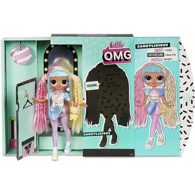 L.O.L. Surprise! O.M.G Fashion Doll - Candylicious