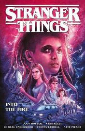 Stranger Things: Into The Fire (graphic Novel) by Jody Houser image