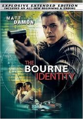The Bourne Identity - Explosive Extended Edition on DVD