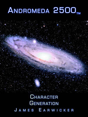 Andromeda 2500 by James Earwicker image