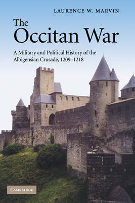 The Occitan War by Laurence W. Marvin image