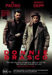 Donnie Brasco on DVD