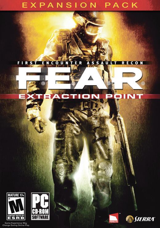 F.E.A.R. Extraction Point for PC Games