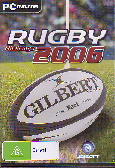 Rugby Challenge 2006 for PC Games