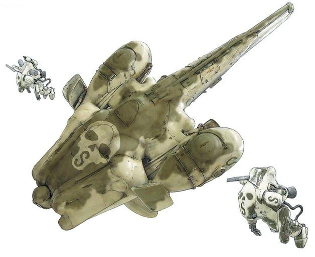 1/35 Lunadiver Stingray