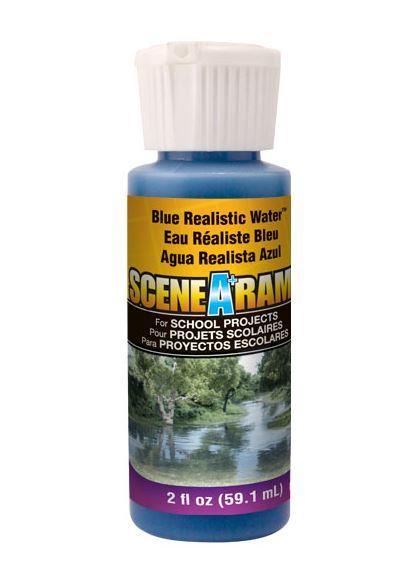 Woodland Scenics Blue Realistic Water image