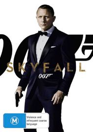 Skyfall on DVD