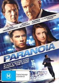 Paranoia on DVD