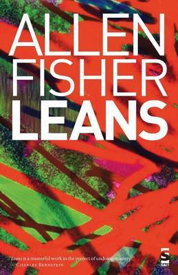Leans by Allen Fisher image