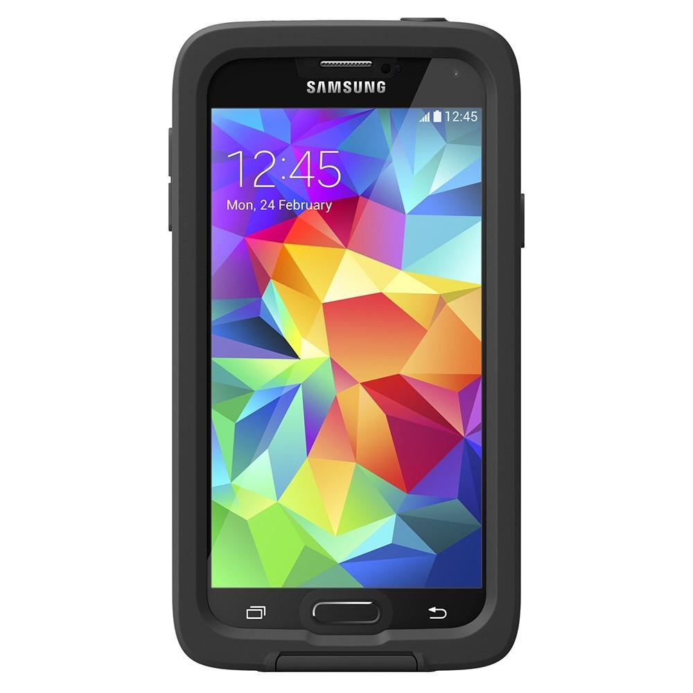 best service 2d1bd 8de0e Lifeproof Fre Case for Galaxy S5 (Black)