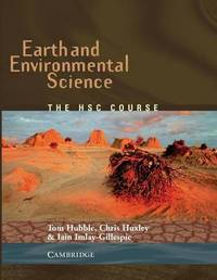 Earth and Environmental Science: The HSC Course by Tom Hubble