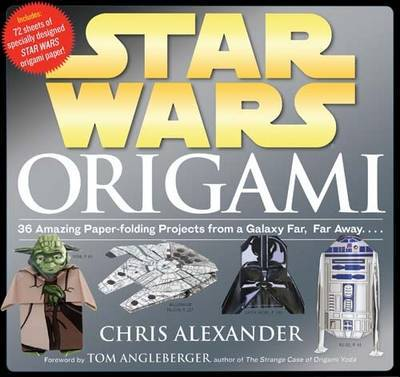 Star Wars Origami by Chris Alexander image