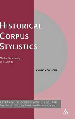 Historical Corpus Stylistics by Patrick Studer image