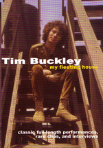 Tim Buckley - My Fleeting House on DVD