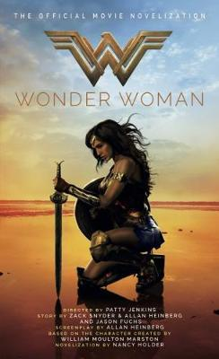 Wonder Woman, The Official Movie Novelization by Nancy Holder image