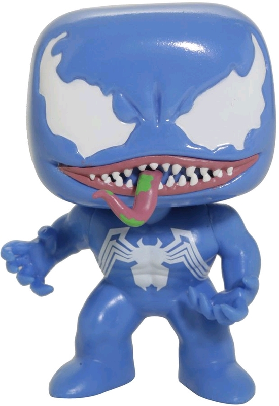 Spiderman - Venom (Blue) Pop! Vinyl Figure
