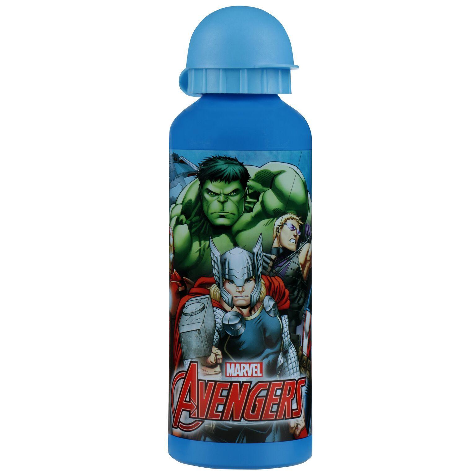 Marvel Avengers Aluminium Bottle (500ml) image